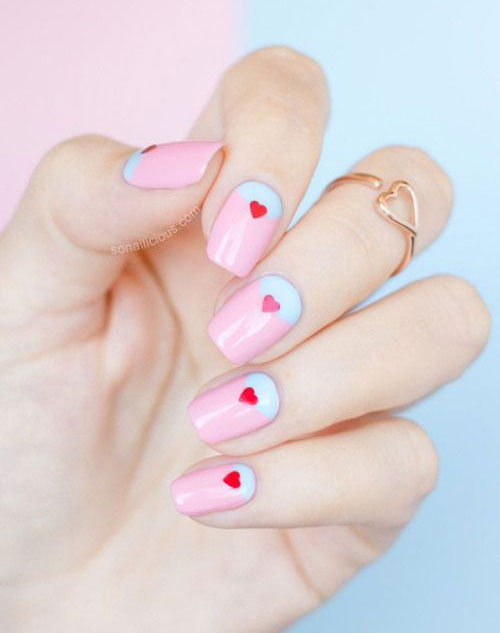 50-Valentines-Day-Nail-Art-Designs-Ideas-Trends-2016-15