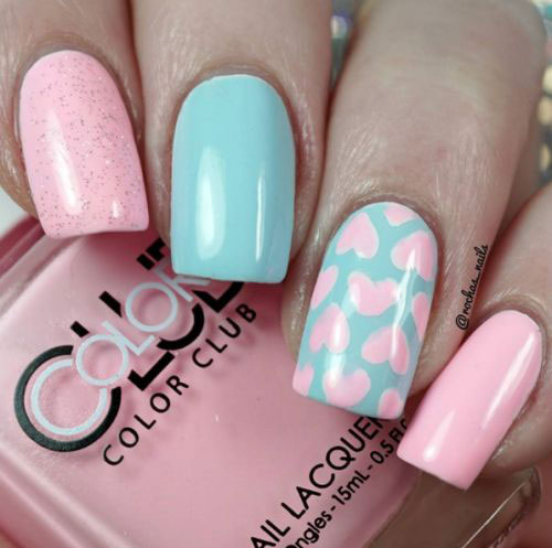 50-Valentines-Day-Nail-Art-Designs-Ideas-Trends-2016-3