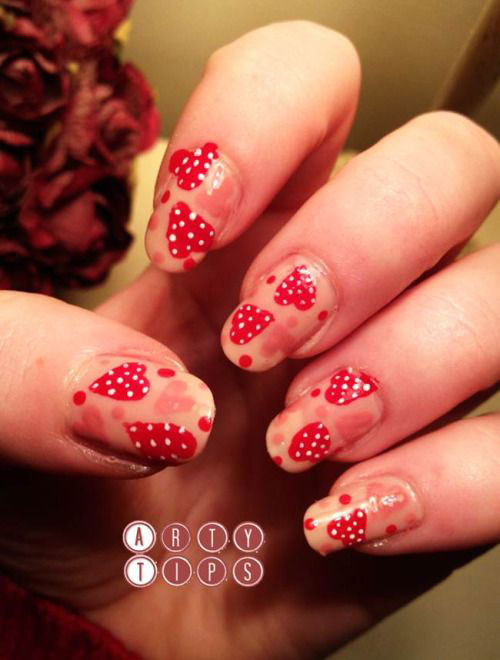 50-Valentines-Day-Nail-Art-Designs-Ideas-Trends-2016-33