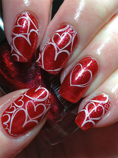 50-Valentines-Day-Nail-Art-Designs-Ideas-Trends-2016-35