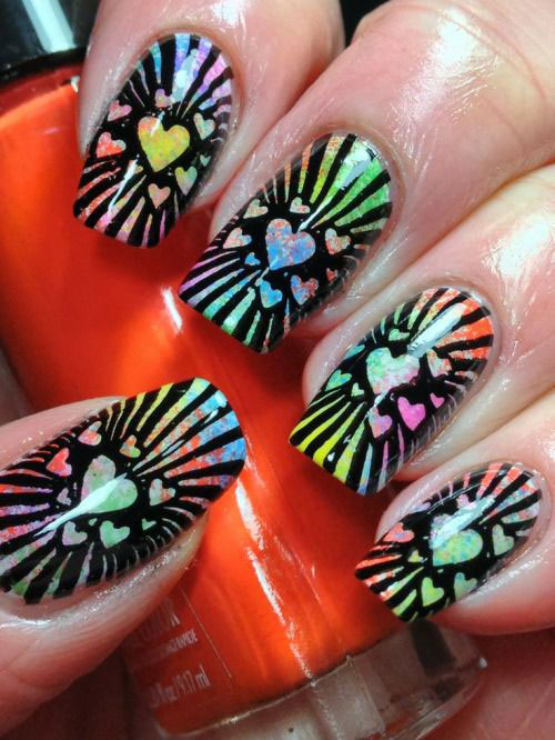 50-Valentines-Day-Nail-Art-Designs-Ideas-Trends-2016-5