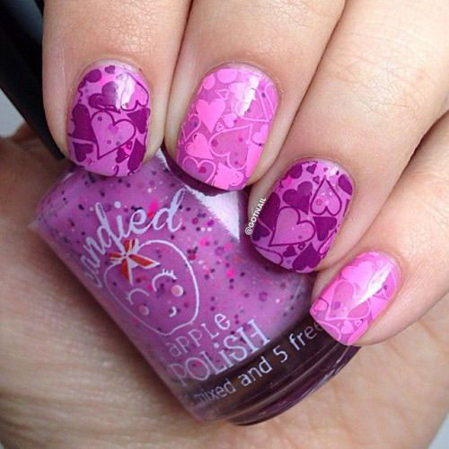 50-Valentines-Day-Nail-Art-Designs-Ideas-Trends-2016-6