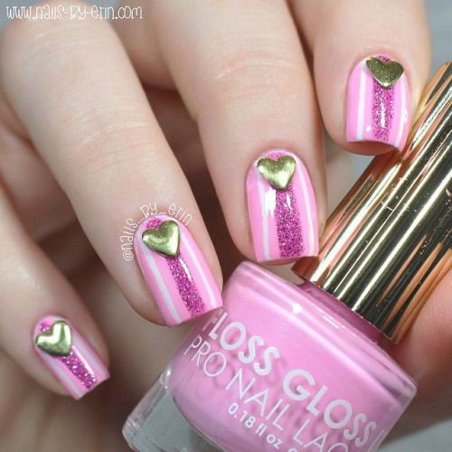 50-Valentines-Day-Nail-Art-Designs-Ideas-Trends-2016-7