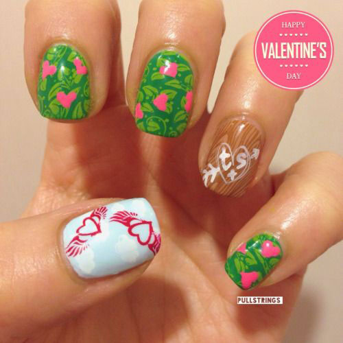 50-Valentines-Day-Nail-Art-Designs-Ideas-Trends-2016-9