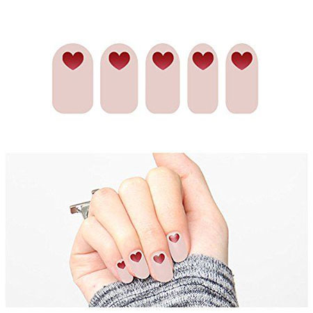 15-Amazing-Valentines-Day-Nail-Art-Stickers-For-Girls-2016-11