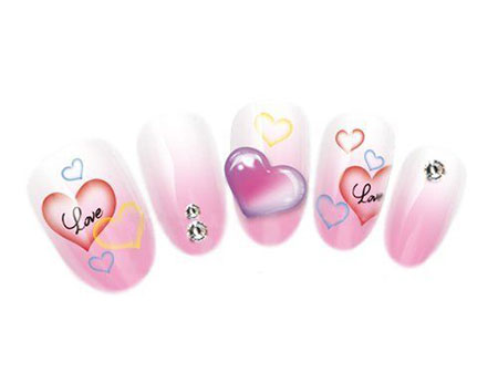 15-Amazing-Valentines-Day-Nail-Art-Stickers-For-Girls-2016-16