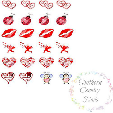 15-Amazing-Valentines-Day-Nail-Art-Stickers-For-Girls-2016-8