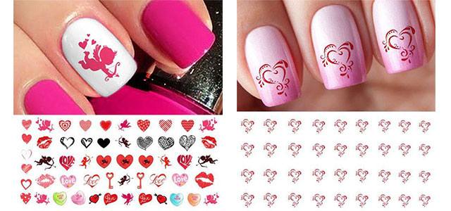 15-Amazing-Valentines-Day-Nail-Art-Stickers-For-Girls-2016-F