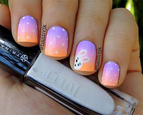15 Easter Acrylic Nail Art Designs Ideas Amp Stickers 2016 Fabulous Nail Art Designs