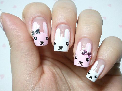 15-Easter-Bunny-Nail-Art-Designs-Ideas-Stickers-2016-7