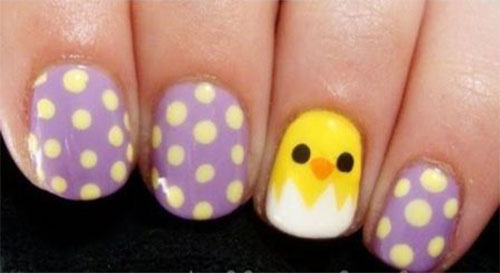 15-Easter-Chick-Nail-Art-Designs-Ideas-Stickers-2016-13