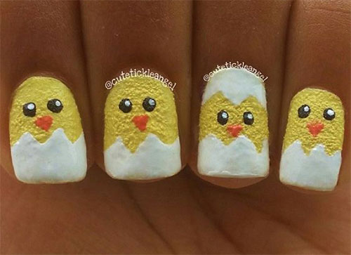 15-Easter-Chick-Nail-Art-Designs-Ideas-Stickers-2016-14