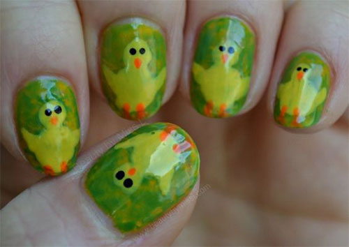 15-Easter-Chick-Nail-Art-Designs-Ideas-Stickers-2016-16