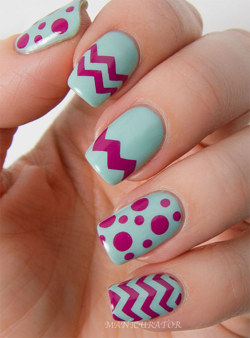 15 Easy Easter Nail Art Designs Ideas Trends Amp Stickers