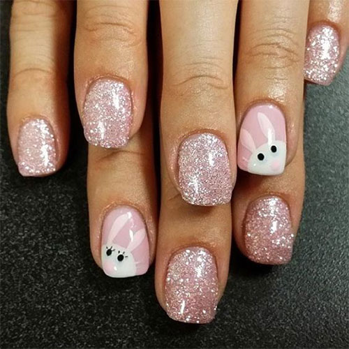 15 Easy Easter Nail Art Designs Ideas Trends Amp Stickers 2016 Fabulous Nail Art Designs