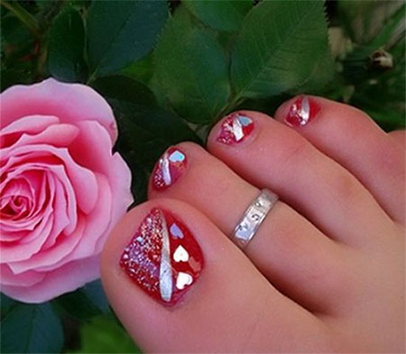 15-Valentines-Day-Toe-Nail-Art-Designs-Ideas-Stickers-2016-15