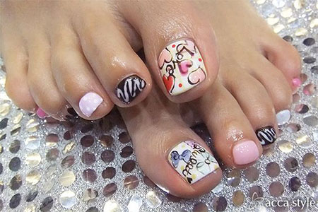 15-Valentines-Day-Toe-Nail-Art-Designs-Ideas-Stickers-2016-8