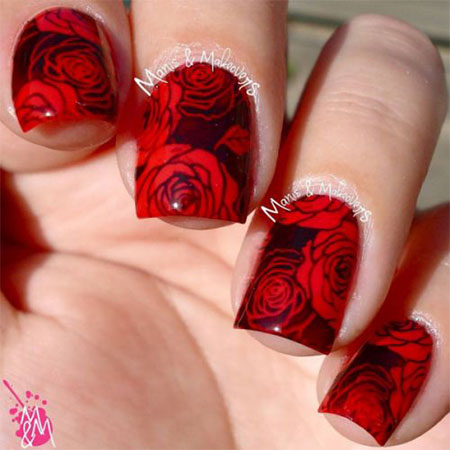 20-Valentines-Day-Nail-Art-Designs-Ideas-Trends-Stickers-2016-18