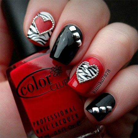 20-Valentines-Day-Nail-Art-Designs-Ideas-Trends-Stickers-2016-5