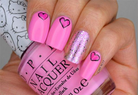 20-Valentines-Day-Nail-Art-Designs-Ideas-Trends-Stickers-2016-8
