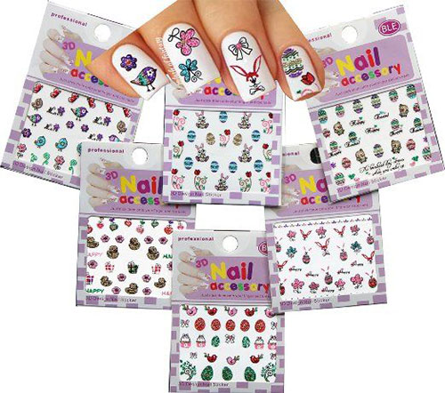 12-Best-Easter-Nail-Art-Stickers-2016-1