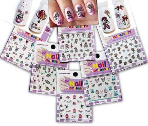 12-Best-Easter-Nail-Art-Stickers-2016-2