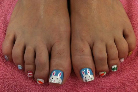 12-Easter-Toe-Nail-Art-Designs-Ideas-2016-9