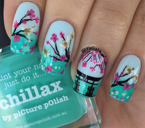 15-Cherry-Blossom-Spring-Nail-Art-Designs-Ideas-2016-3