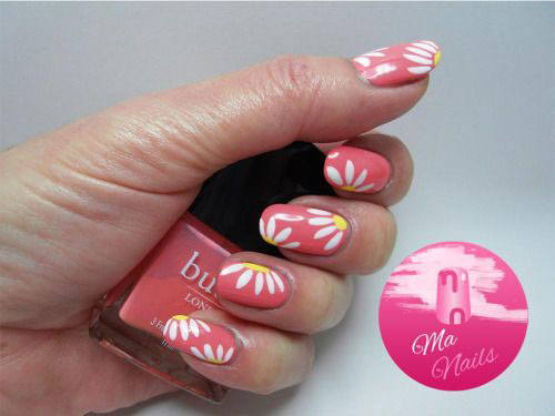15-Simple-Easy-Spring-Nail-Art-Designs-Ideas-Stickers-2016-14