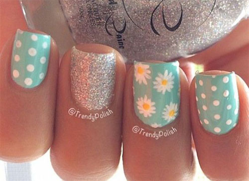 15-Simple-Easy-Spring-Nail-Art-Designs-Ideas-Stickers-2016-8