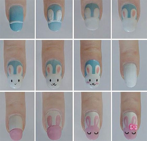 18-Easter-Nail-Art-Tutorials-For-Beginners-Learners-2016-1