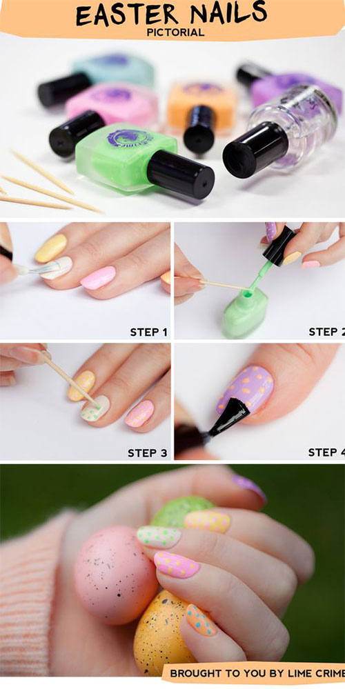 18-Easter-Nail-Art-Tutorials-For-Beginners-Learners-2016-13
