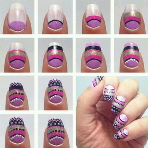 18-Easter-Nail-Art-Tutorials-For-Beginners-Learners-2016-3