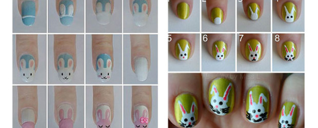 18-Easter-Nail-Art-Tutorials-For-Beginners-Learners-2016-F
