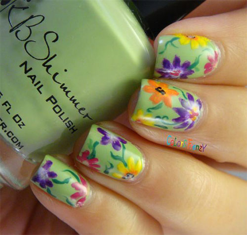 20-Spring-Flower-Nail-Art-Designs-Ideas-2016-15