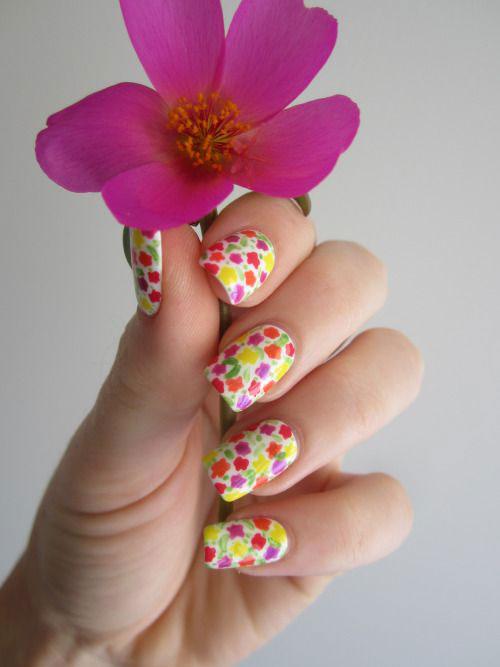 20-Spring-Flower-Nail-Art-Designs-Ideas-2016-20