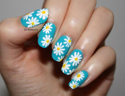 20 spring flower nail art designs ideas 2016 fabulous nail art 20 spring flower nail art designs ideas 2016 prinsesfo Image collections