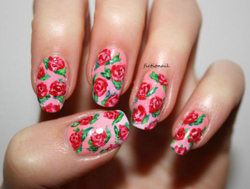 50-Best-Cute-Simple-Spring-Nail-Art-Designs-Ideas-Trends-Stickers-2016-16