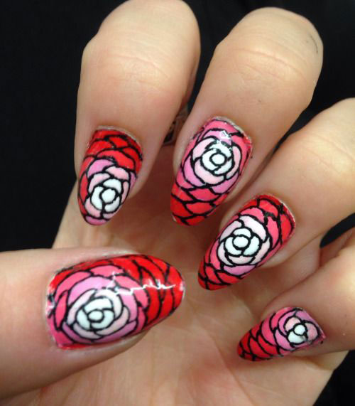 50-Best-Cute-Simple-Spring-Nail-Art-Designs-Ideas-Trends-Stickers-2016-21