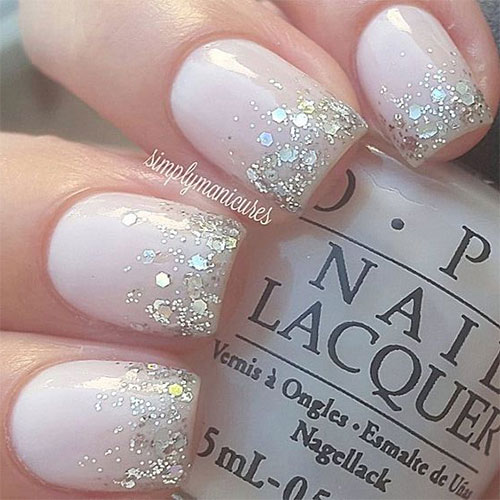 12 gel french tip glitter nail art designs ideas 2016 fabulous 12 gel french tip glitter nail art designs solutioingenieria Image collections