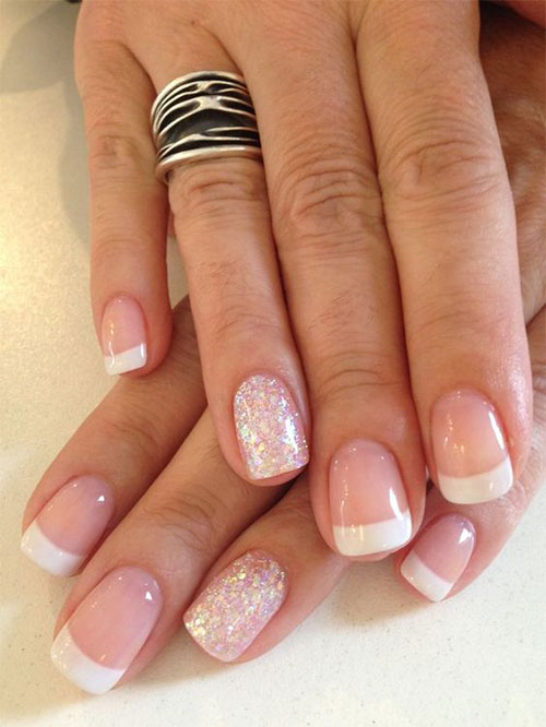 12-Gel-Nails-French-Tip-Designs-Ideas-2016-1