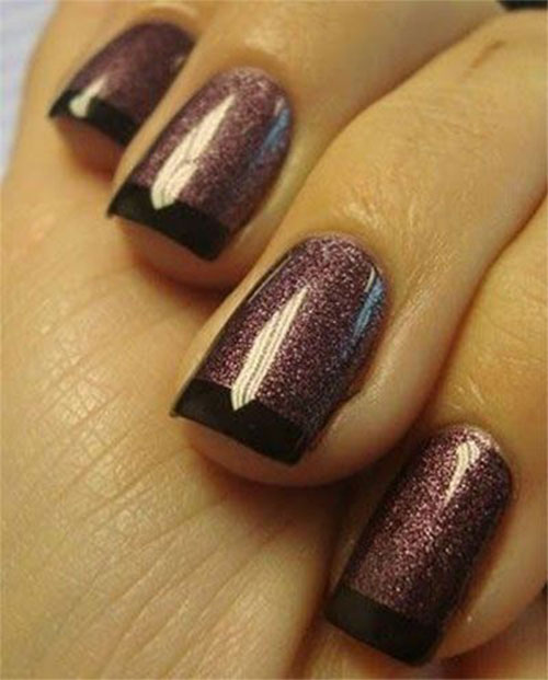 12-Gel-Nails-French-Tip-Designs-Ideas-2016-7