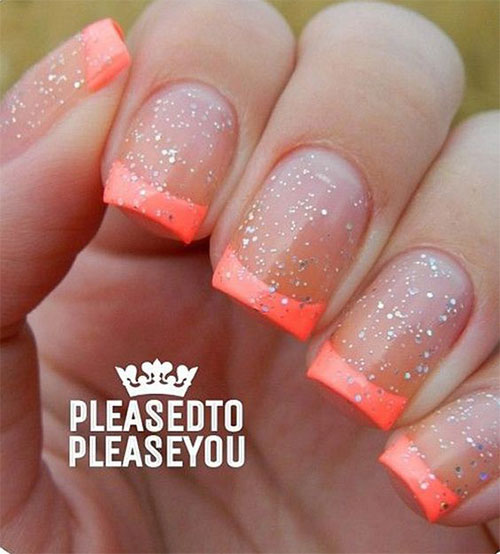 12-Gel-Nails-French-Tip-Designs-Ideas-2016-8