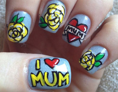 12-Happy-Mothers-Day-Nail-Art-Designs-Ideas-Stickers-2016-8