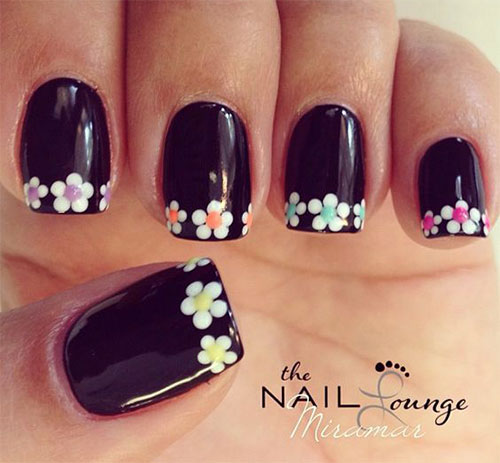 15-French-Black-Gel-Nail-Art-Designs-Ideas-2016-14