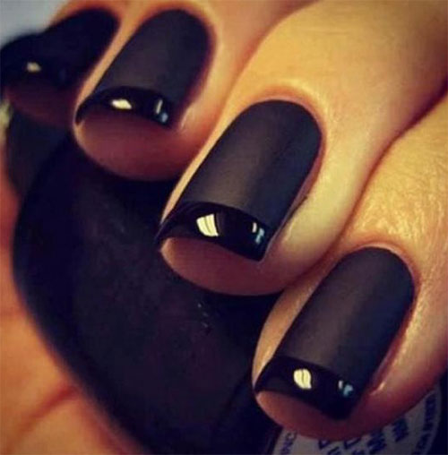 15-French-Black-Gel-Nail-Art-Designs-Ideas-2016-5