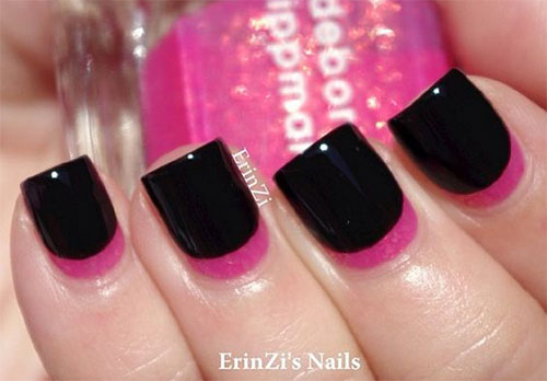 15-French-Black-Gel-Nail-Art-Designs-Ideas-2016-9