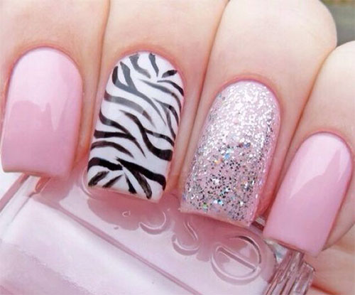 15-Gel-French-Pink-Nail-Art-Designs-Ideas-2016-Gel-Nails-13