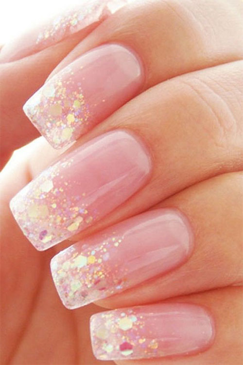 15-Gel-French-Pink-Nail-Art-Designs-Ideas-2016-Gel-Nails-15