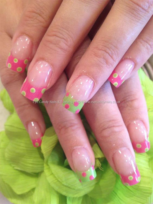 15-Gel-French-Pink-Nail-Art-Designs-Ideas-2016-Gel-Nails-2